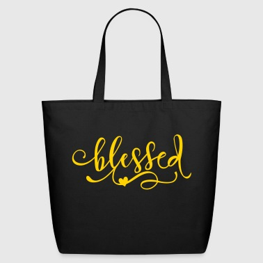 Blessed - Eco-Friendly Cotton Tote