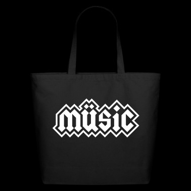 Heavy Metal Music - Eco-Friendly Cotton Tote