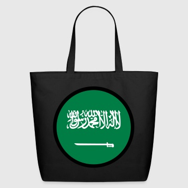 Under The Sign Of Saudi Arabia - Eco-Friendly Cotton Tote