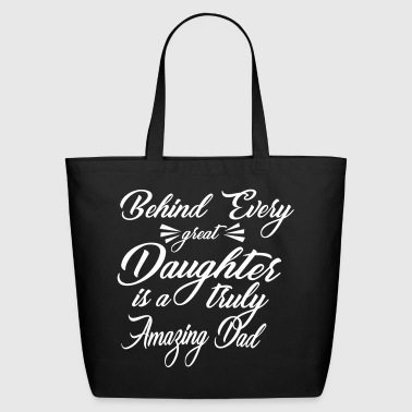 Amazing Dad - Eco-Friendly Cotton Tote