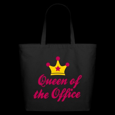 office - Eco-Friendly Cotton Tote