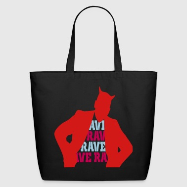 rave - Eco-Friendly Cotton Tote