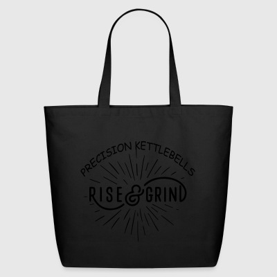 PK Rise and Grind - Eco-Friendly Cotton Tote