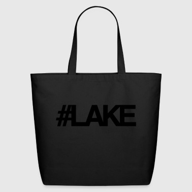 #Lake - Eco-Friendly Cotton Tote