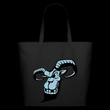 The Goat - Eco-Friendly Cotton Tote
