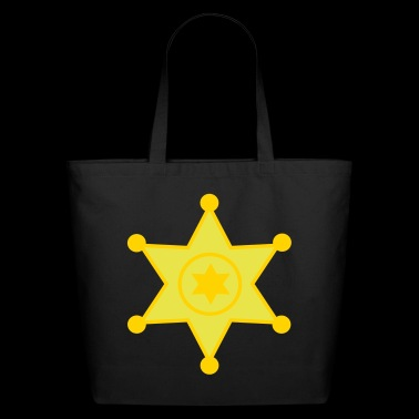 sheriff - Eco-Friendly Cotton Tote