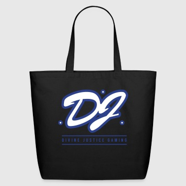 DJ - Eco-Friendly Cotton Tote