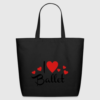 ballet - Eco-Friendly Cotton Tote