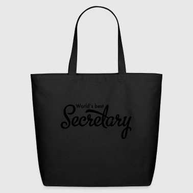 secretary - Eco-Friendly Cotton Tote