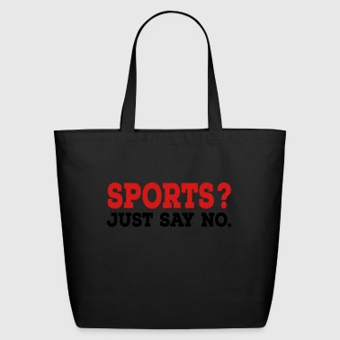 sports - Eco-Friendly Cotton Tote