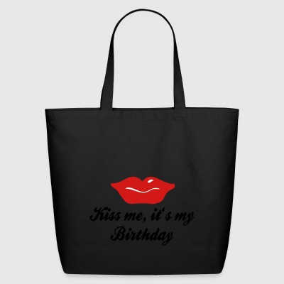 birthday - Eco-Friendly Cotton Tote