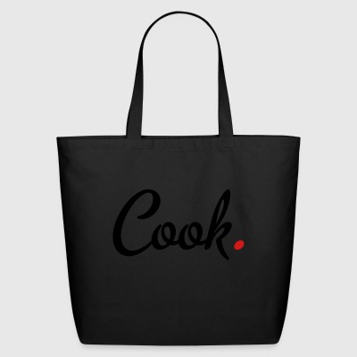 cook - Eco-Friendly Cotton Tote