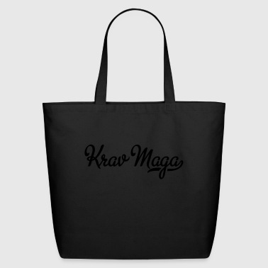 Krav Maga - Eco-Friendly Cotton Tote