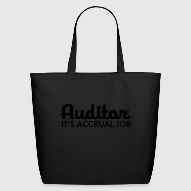 auditor - Eco-Friendly Cotton Tote