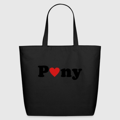 2541614 10838911 Pony - Eco-Friendly Cotton Tote