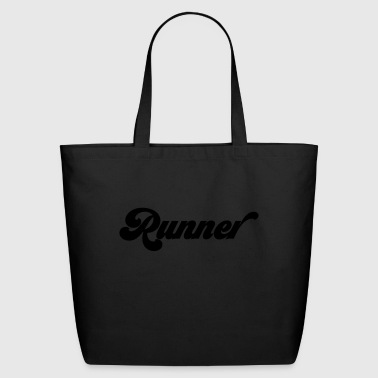 runner - Eco-Friendly Cotton Tote
