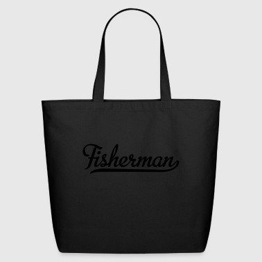 fisherman - Eco-Friendly Cotton Tote
