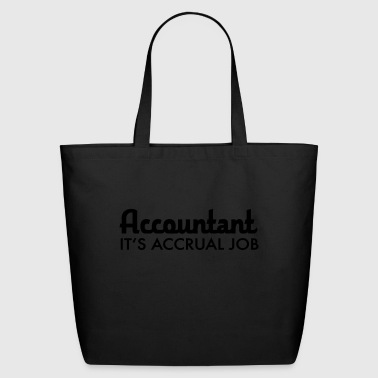 accountant - Eco-Friendly Cotton Tote
