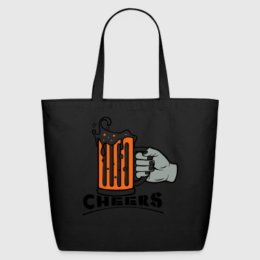 CHEERS! - Eco-Friendly Cotton Tote