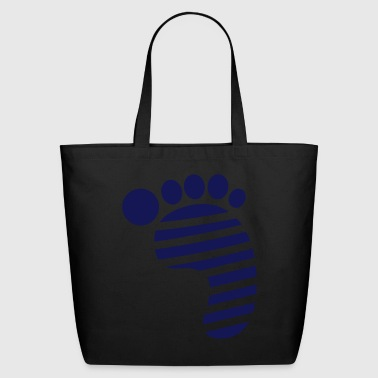 FOOT - Eco-Friendly Cotton Tote