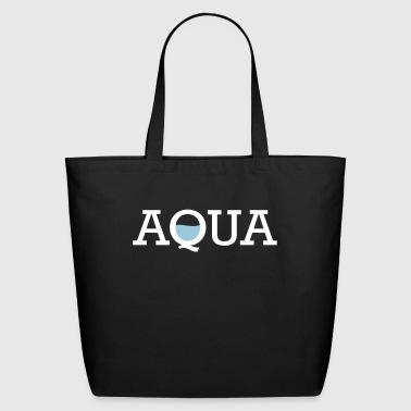 Water - Eco-Friendly Cotton Tote