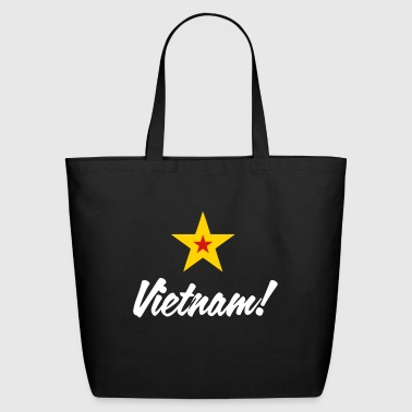 Communist Vietnam - Eco-Friendly Cotton Tote