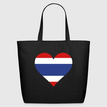 A Heart For Thailand - Eco-Friendly Cotton Tote