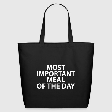 Most Important Meal - Eco-Friendly Cotton Tote