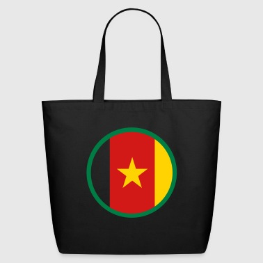 The Flag Of Cameroon - Eco-Friendly Cotton Tote