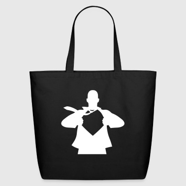 A Strong Man - Eco-Friendly Cotton Tote