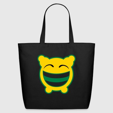 Gloomy Laughs! - Eco-Friendly Cotton Tote