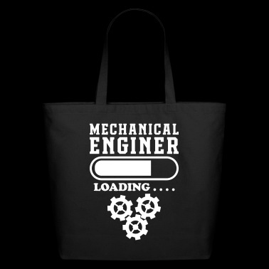 Mechanical Enginer - Eco-Friendly Cotton Tote