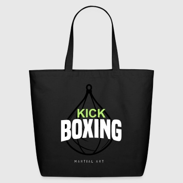 kick box - Eco-Friendly Cotton Tote