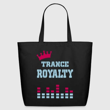 trance royalty - Eco-Friendly Cotton Tote