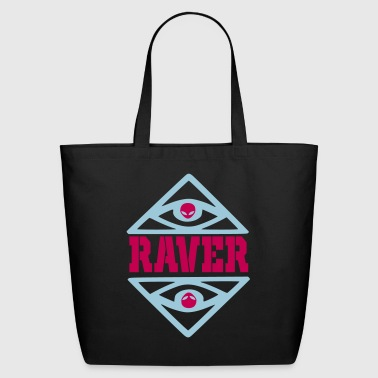 raver - Eco-Friendly Cotton Tote
