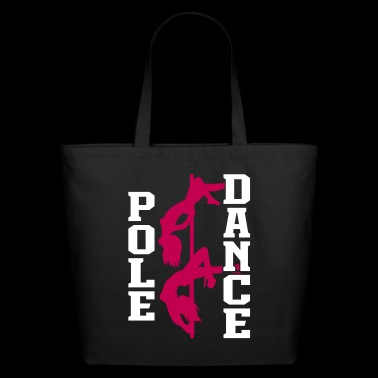 Pole Dance - Eco-Friendly Cotton Tote