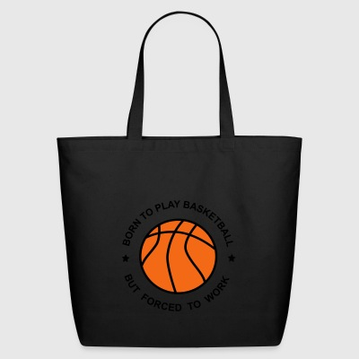 basketball - Eco-Friendly Cotton Tote