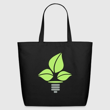 Eco Lightbulb - Eco-Friendly Cotton Tote