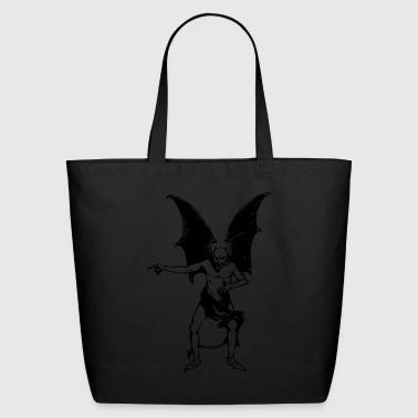 Ancient Demon - Eco-Friendly Cotton Tote