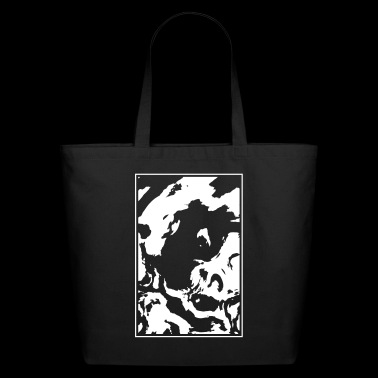 Eternal Swirl - Eco-Friendly Cotton Tote