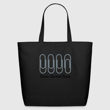 Chaos German Style (2c)++2012 - Eco-Friendly Cotton Tote