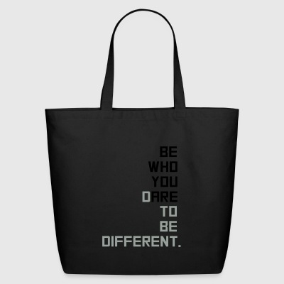 be yourself - Eco-Friendly Cotton Tote