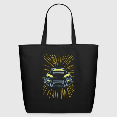 Car - Eco-Friendly Cotton Tote