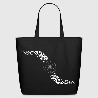 Maori flower - Eco-Friendly Cotton Tote
