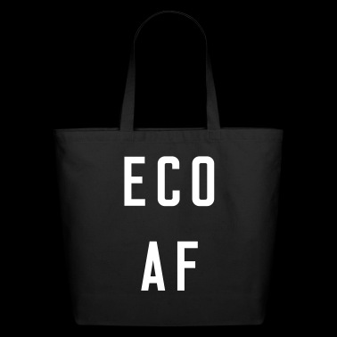Eco AF - Eco-Friendly Cotton Tote