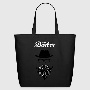 The Barber - Eco-Friendly Cotton Tote