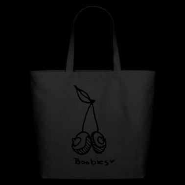 Boobies - Eco-Friendly Cotton Tote