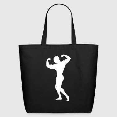 Adonis - A Strong Man - Eco-Friendly Cotton Tote