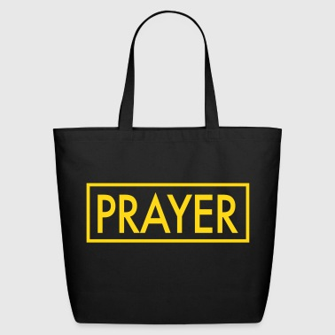 PRAYER - Eco-Friendly Cotton Tote