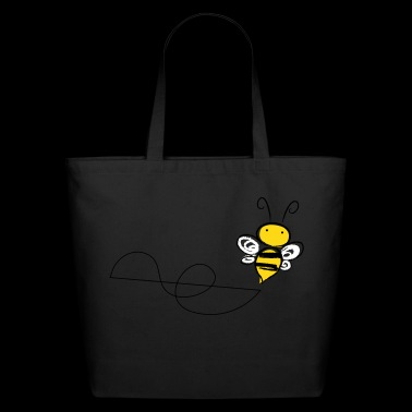 Bee - Eco-Friendly Cotton Tote